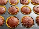 Рецепта Какаови мъфини